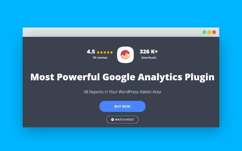 10Web-Best WordPress Analytics Plugin