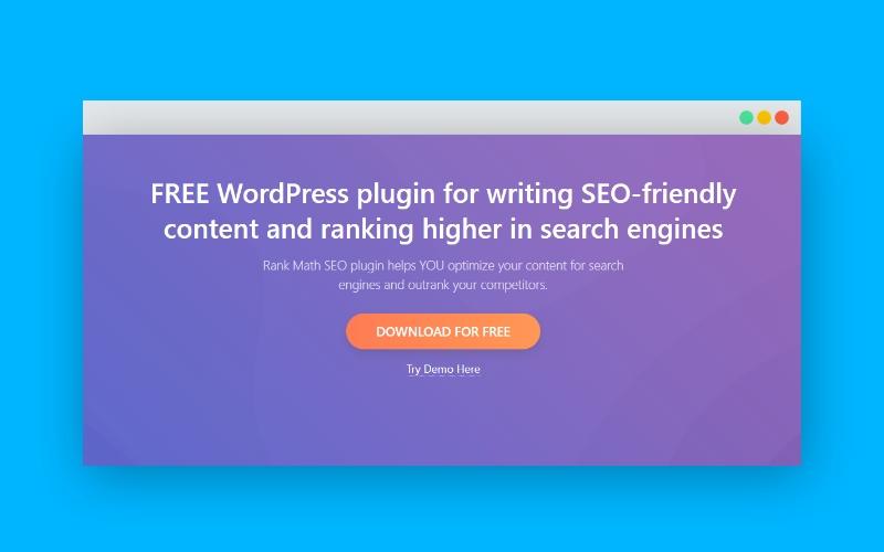 Best WordPress SEO Plugin - Rankmath