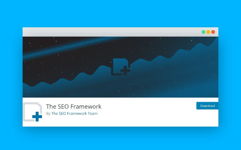 The SEO Framework- Best SEO plugins for WordPress
