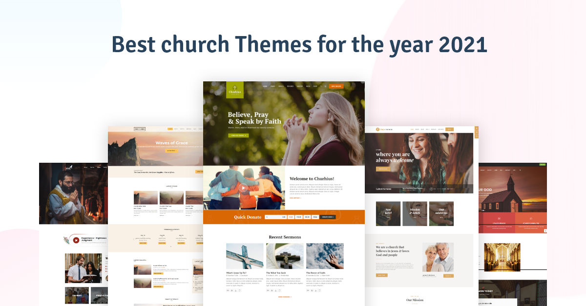Church Themes For The Year 2021