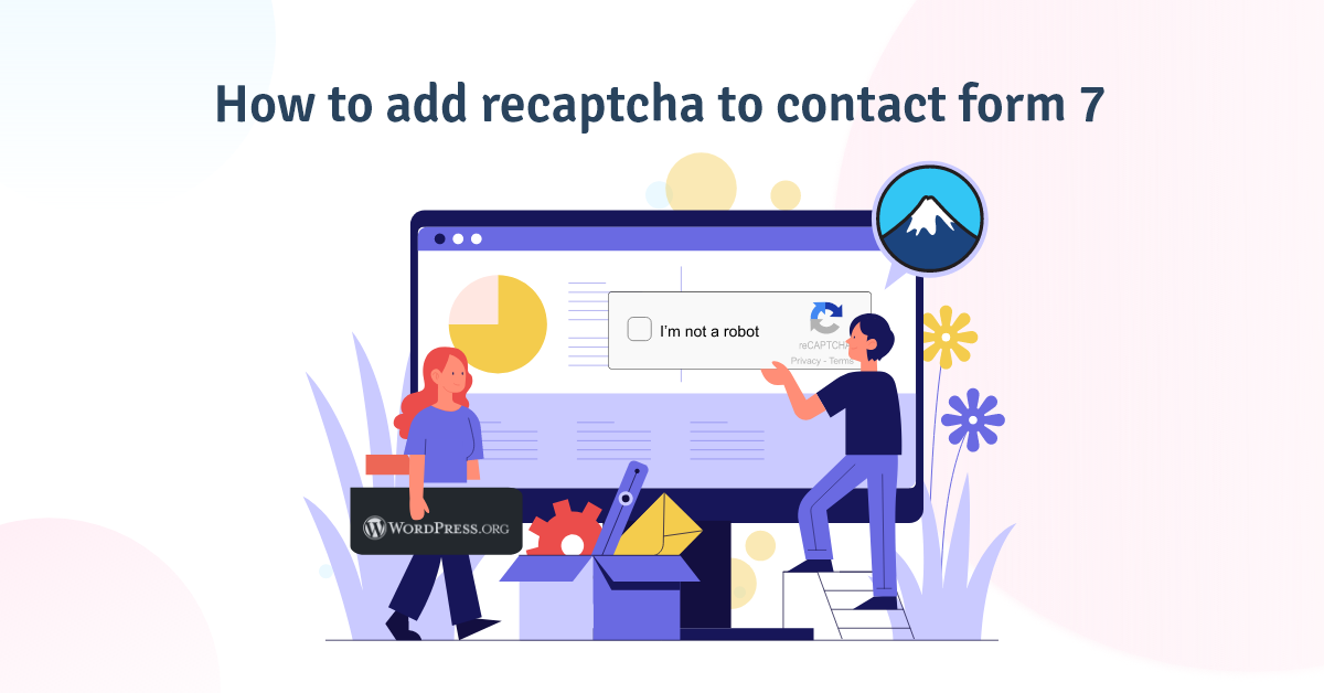 How to Add recaptcha to Contact Form 7 (2021)