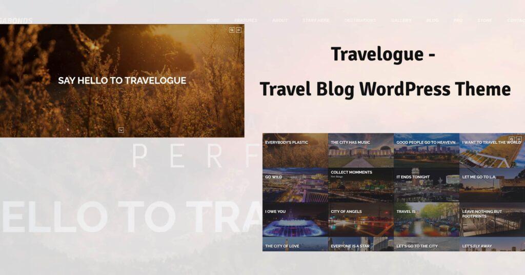 Travelogue BoomDevs