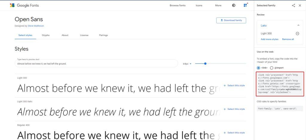 change font on wordpress 4 BoomDevs