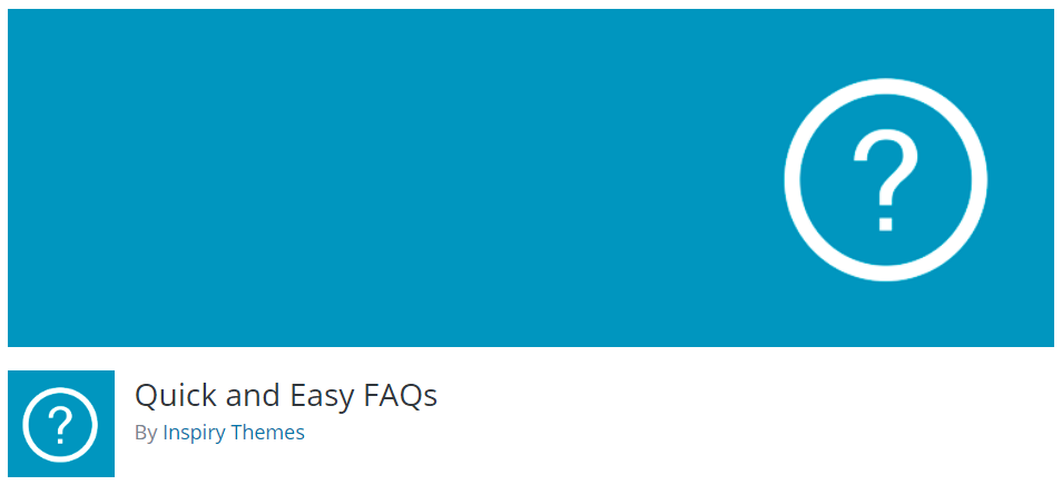 6. Quick and Easy FAQs