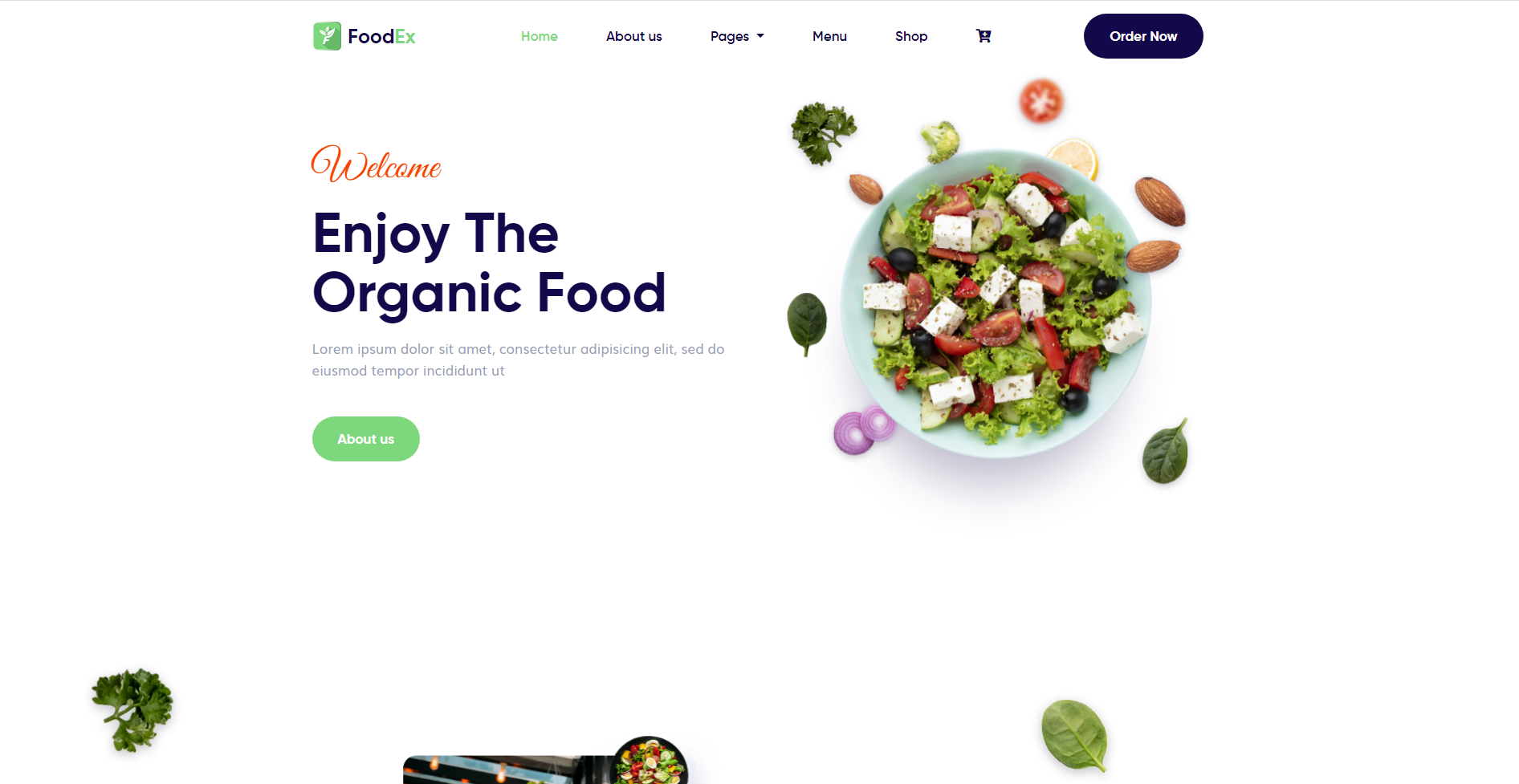 FoodEx - HTML Template For Food & Restaurant Website (7)